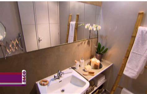 la salle de bain de kevin et marine sur m6 deco fr