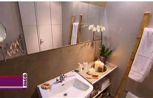 m6 deco salle de bain zen With decoration zen salle de bain