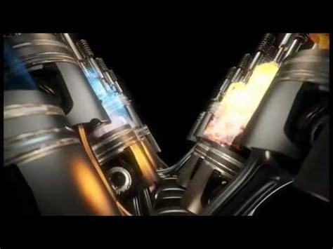 AGCO SISU DIESEL V12 ENGINE Animation - YouTube