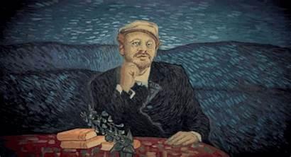 Van Vincent Gogh Animated Oil Death Paintings