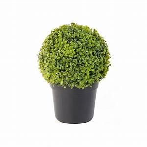 Boule De Buis : boule de buis artificiel gr convient pour l 39 ext rieur diam ~ Melissatoandfro.com Idées de Décoration