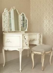 Weißer Spiegel Vintage : schminktisch w hlen ideen und ratschl ge ~ Sanjose-hotels-ca.com Haus und Dekorationen