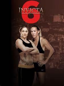Invicta Female MMA Fighter