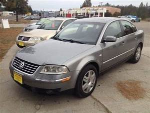Purchase Used 2003 Volkswagen Passat W8 4motion Automatic