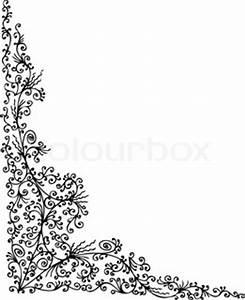 Weihnachtsmotive Schwarz Weiß : barocke gefrorenen vignette 59 eau forte schwarz wei dekorative hintergrundmuster vector ~ Buech-reservation.com Haus und Dekorationen