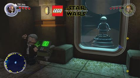 Lego Star Wars The Force Awakens Carbonite Brick Opening