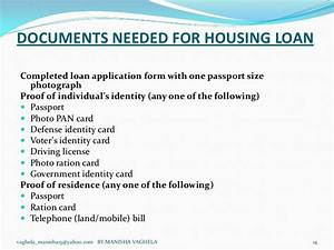 differences between housing loans provided by sbi and hdfc With documents needed for home mortgage
