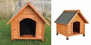 Niche Petit Chien : petite niche pour chien en bois taille s natura acheter ~ Melissatoandfro.com Idées de Décoration