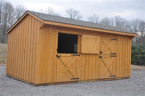 horse barn models pricing options list brochures