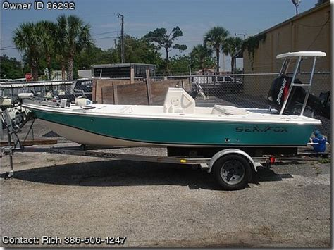 Used Sea Fox Boats For Sale By Owner by 2002 Sea Fox 160 Flats By Owner Boat Sales