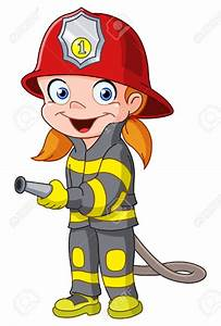 Firefighter cliparts