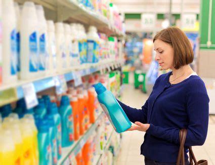 laundry detergent ingredients    work