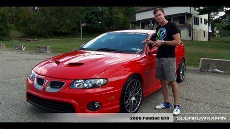 Modified 2006 Pontiac Gto