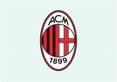 Milan Ac Vector Clipart