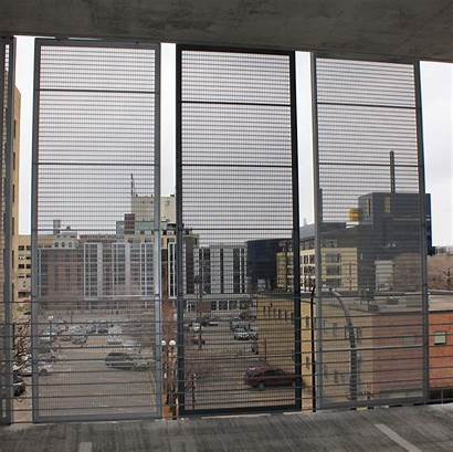 Perforated Panels Aluminum Metal Screens Outdoor Architectural