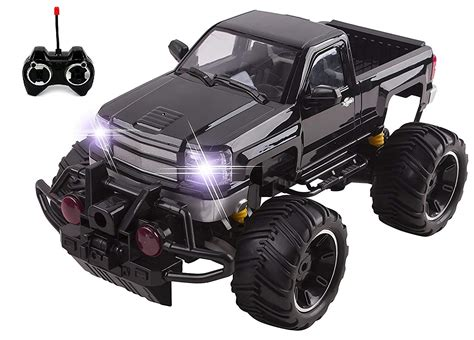 Big Wheel Beast Rc Monster Truck Remote Control Doors