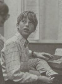 Bill Gates Yearbook Photo & School Pictures | Classmates