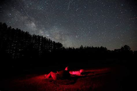 stargazers glow  darkest place  pennsylvania news