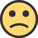 Sad Emoji Face Faces Emojis Icon Sadness