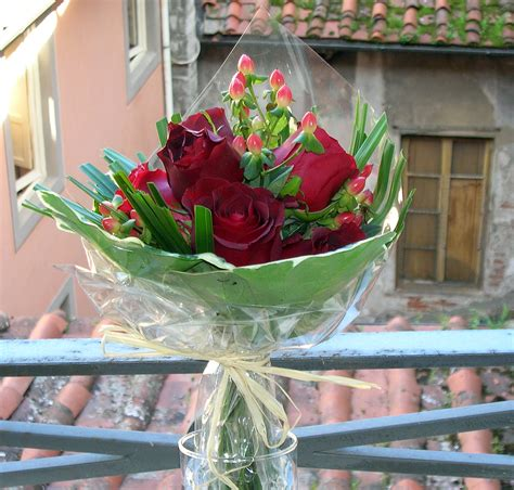 Italian Happy Birthday Flowers