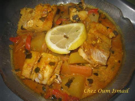 cuisiner le colin tagine de poisson colin la cuisine facile de mymy