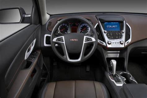 gmc terrain  car review autotrader
