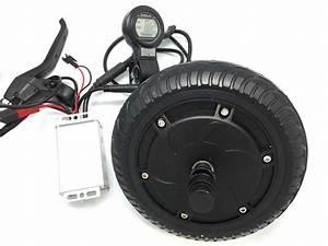Moteur Electrique Pour Broyeur : kit moteur pour trottinette lectrique 8 250w 36v entraxe ~ Premium-room.com Idées de Décoration