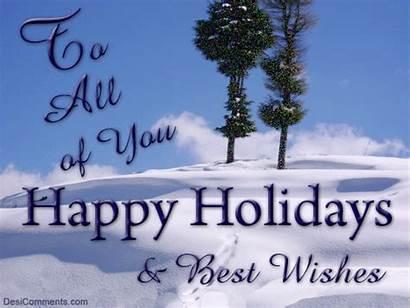 Holidays Happy Wishes Greeting Graphics Impfashion Glitter