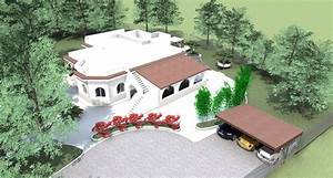 Esempio Progetto Villa  Studio Del Verde