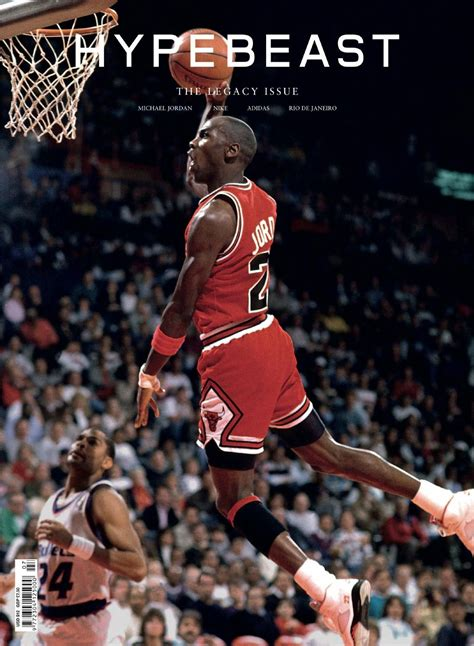 HYPEBEAST Magazine Issue 7: The Legacy Issue | Michael ...