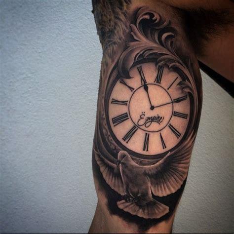 clock arm tattoo  tattoo ideas gallery