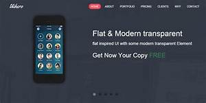 30 Best Free Bootstrap Templates To Download In 2018