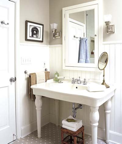 style sink updated vintage bath before and after this house