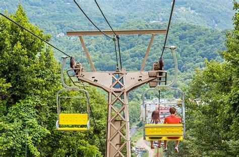ober gatlinburg scenic chairlift activities ober gatlinburg gatlinburg tn