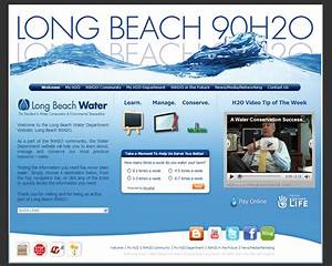 City of Long Beach Water Department – Website & Graphic ...