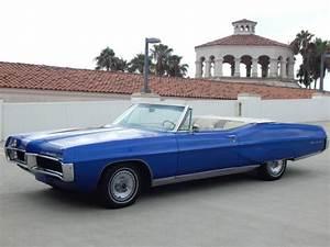 Pontiac Bonneville Convertible 1967 Blue For Sale