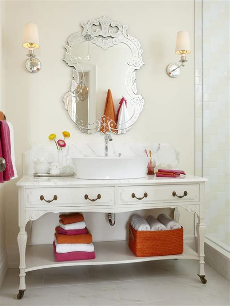 bathroom vanity lighting design 13 dreamy bathroom lighting ideas hgtv