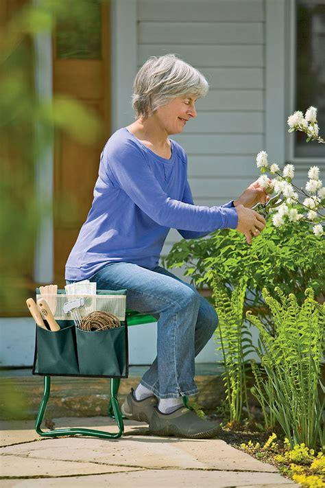 garden kneeler seat gardeners deep gardening sits gsc sgabello giardino