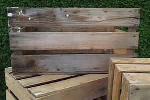 Holz Alt Aussehen Lassen : alte holz harasse im shabby chic stil inspirationen ansalia 39 s welt ~ Orissabook.com Haus und Dekorationen