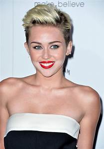 Best of the Week: Miley Cyrus' Red Lipstick, Carey ...