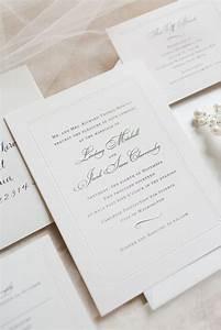 classic wedding invitations classic wedding invitations With wedding invitations 10 weeks