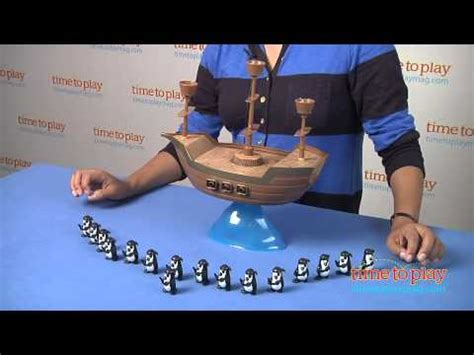 Don T Rock The Boat Game by Don T Rock The Boat From Patch Products Youtube