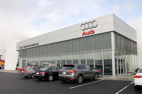 audi dealership exterior audi bmw mechanicsburg