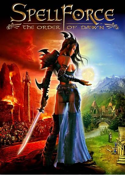 Spellforce Order Dawn Pc Spell Force Games