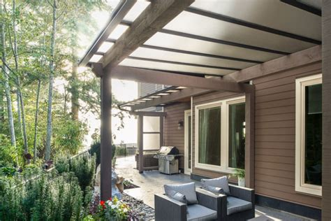 Porch Covering Options by Patio Cover Options Lumon