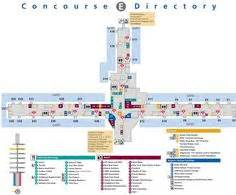 map  domestic terminal  atl airport connect  marta