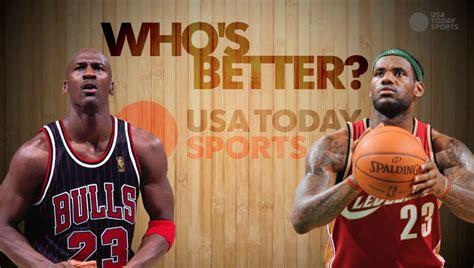 who s betten who s better michael or lebron