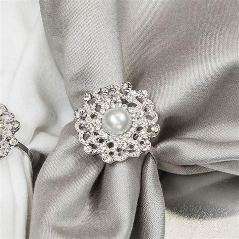 best 10 wedding napkin rings ideas on pinterest elegant