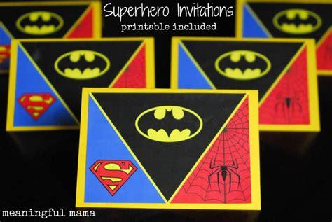 create  superhero backdrop