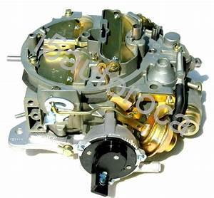 Rochester Quadrajet Carburetor Elec Choke Like Edelbrock